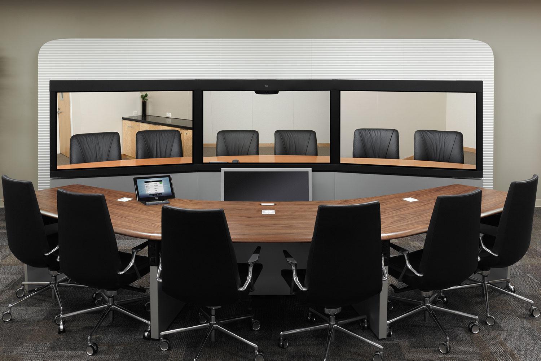 Cisco Conference Room Design