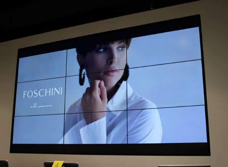 Foschini digital signage