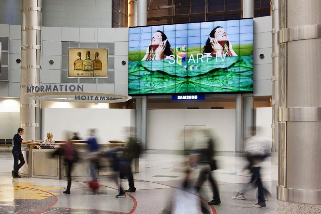 Samsung Display | Samsung Video Wall Panels, LCD Monitors