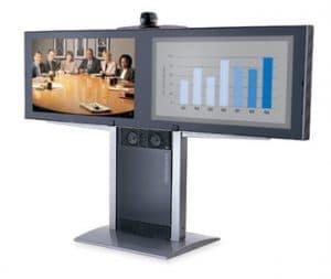tandberg video conferencing